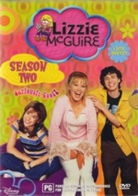 Lizzie McGuire Box Set 2 by MPA - Shop Online for Movies, DVDs in ...