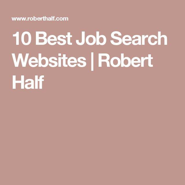 25+ best ideas about Job search websites on Pinterest | Job search ...