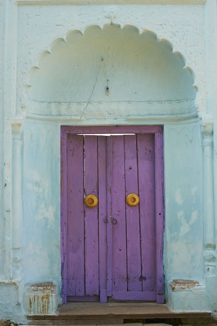 24 statement doors from around the world