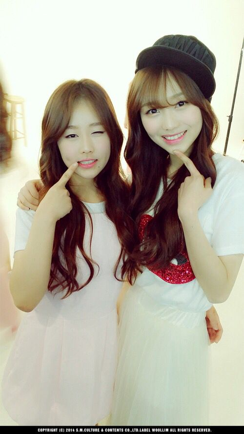 Babysoul and Sujeong