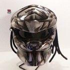 Predator Helmet, Motorcycle Helmet (Handmade)