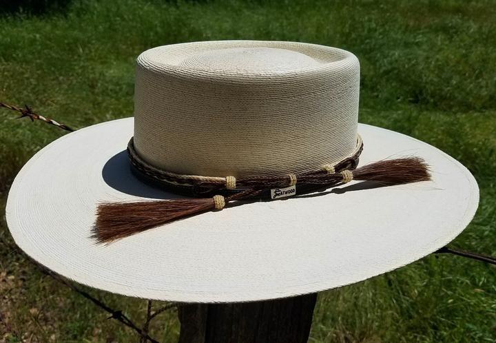 894ab8c25 Palm Leaf Vaquero Hat in 2019 | WESTERN HATS, BANDS & STAMPEDE ...