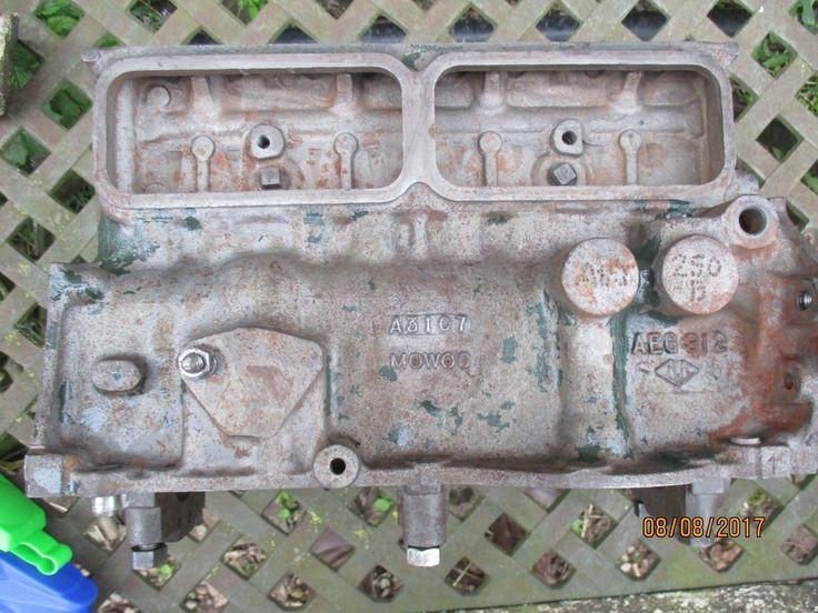 Austin Mini Mk1 >> Mk1 mini austin/morris rare 970/1071 cooper s shortstroke engine block barnfind | Engine block ...