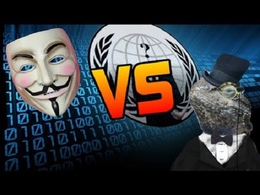 ***HACKER WARS!*** ANONYMOUS VS. LIZARD SQUAD-WITH VIDEOS! americasfreedomfighters.com