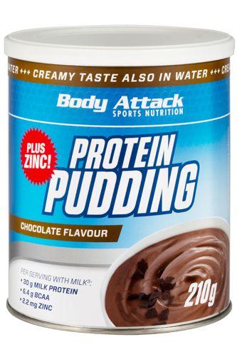 Body Attack Protein Pudding - 210g