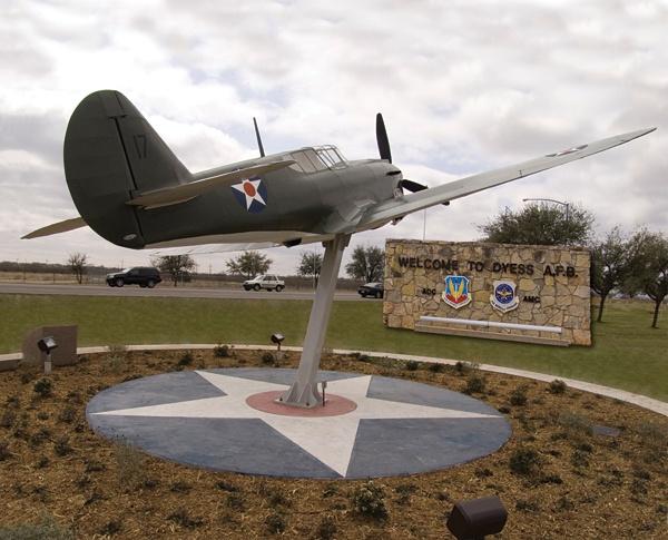 Dyess AFB Abilene Texas