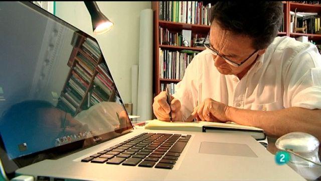 Los oficios de la cultura - Diseño gráfico. Manuel Estrada, Los oficios de la cultura online, completo y gratis en RTVE.es A la Carta. Todos los documentales online de Los oficios de la cultura en RTVE.es A la Carta