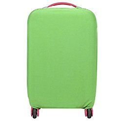 WSWS - Extra Thick Suitcase Protective Anti-Scratch Luggage Cover (Many Color/Size) + Luggage Tag