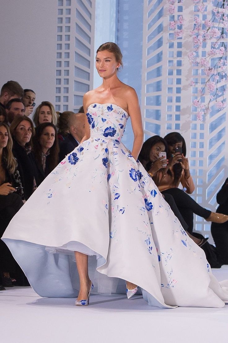 11 of the most beautiful gowns from Couture Fashion Week 2016