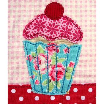 Personalised Cupcake Girls Birthday Card by Jenny Arnott