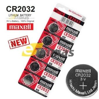 Cheap 5PCS Maxell CMOS BIOS CR2032 Lithium Button Computer Cell Battery3VOrder in good conditions 5PCS Maxell CMOS BIOS CR2032 Lithium Button Computer Cell Battery3V Before MA158ELAA5N5FKANMY-11479883 Computers & Laptops Computer Accessories Laptop Batteries Maxell 5PCS Maxell CMOS BIOS CR2032 Lithium Button Computer Cell Battery3V