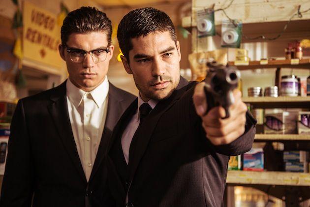 'From Dusk Till Dawn' TV series is a Netflix original - Richie and Seth Gecko