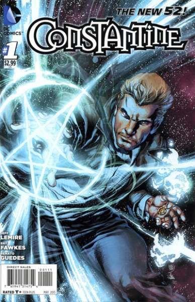 Constantine comic book