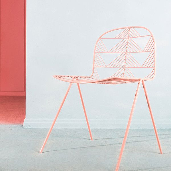 Pretty In Pink - Outdoor Furniture We Want To Use Indoors - Photos