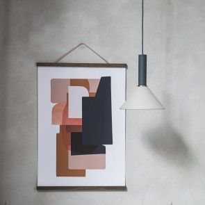 Collect hanglamp Ferm Living cone shade | Musthaves verzendt gratis