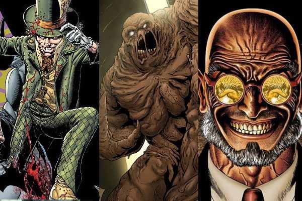 15 Essential Batman Villains Not Yet Used In The Movies