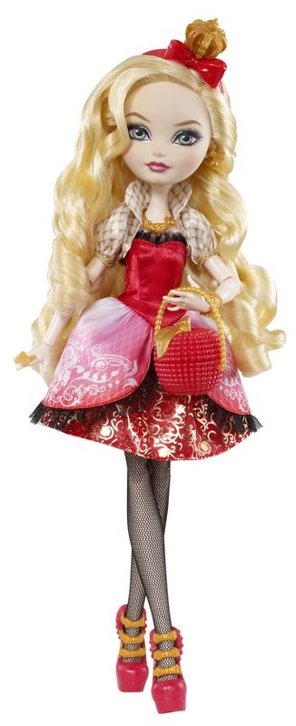 EVER AFTER HIGH™ APPLE WHITE™ Doll - Daughter of Snow White