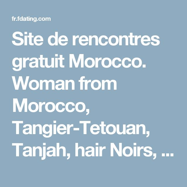 f dating morocco Trollhättan