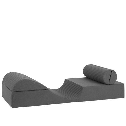 Zalety i korzyści: innowacyjny wzór materaca został opatentowany, ergonomiczny kształt materaca pozwala na wygodny wypoczynek w pozycji leżącej, a po złożeniu jednej części w pozycji siedzącej, w ...
