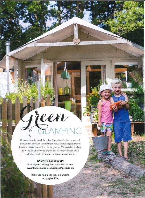#Green #Glamping