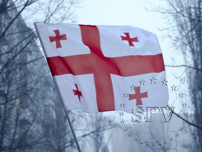 Купить флаг Грузии