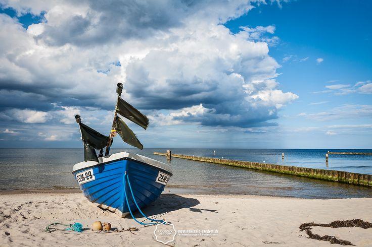 Heute am Nachmittag in #Zempin am #Ostsee  #Strand als die Sonne noch schien.   #myusedom #summerend  #ferienwohnung