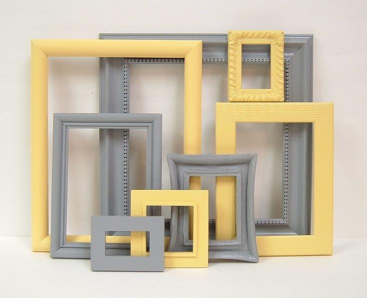 best 25 grey picture frames ideas on pinterest living. Black Bedroom Furniture Sets. Home Design Ideas