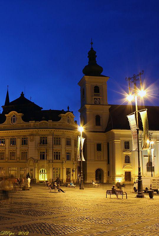 CityGuide - IV - Sibiu, Romania