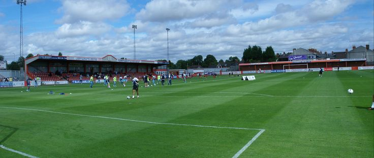 The Lamb Ground, Tamworth