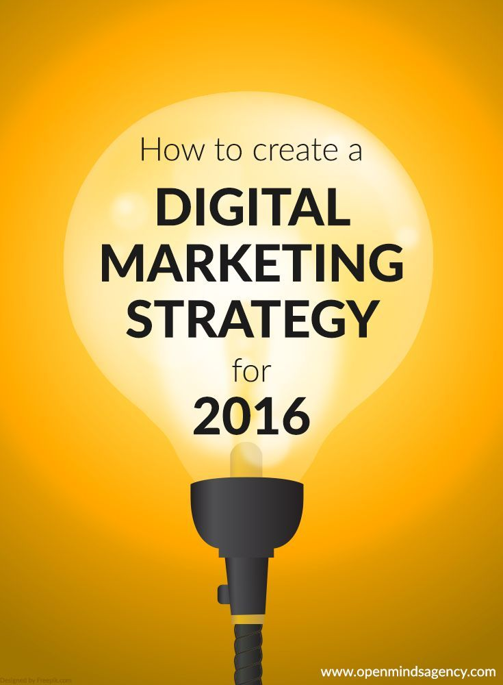Do you have a digital marketing strategy for 2016? Here is a 15-point checklist with all the key elements of digital marketing that you should consider.
