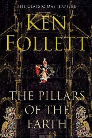 """I've been wanting to read this book for a long time. When I found out that a local used book store would take old books for credit, I brought in a stack of my old computer program books and got Ken Follett's most popular book, """"The Pillars of the Earth."""""""