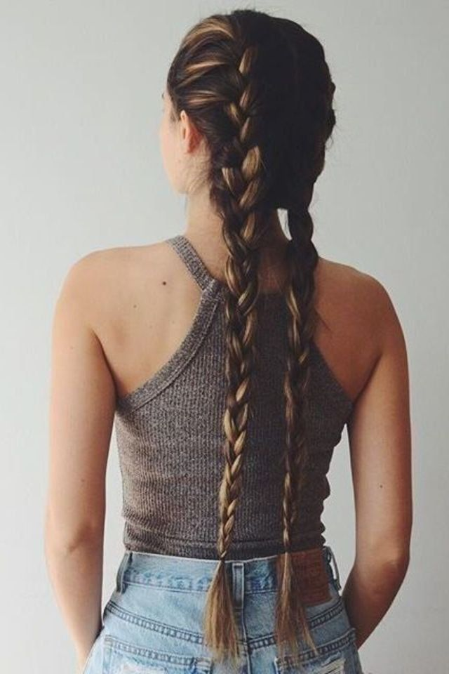 23 Photos of Cool Boxer Braids for an Epic Summer Hairstyle
