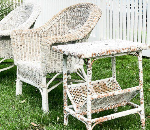 Best 20 painting wicker furniture ideas on pinterest painting wicker painted wicker - Long lasting exterior paint design ...
