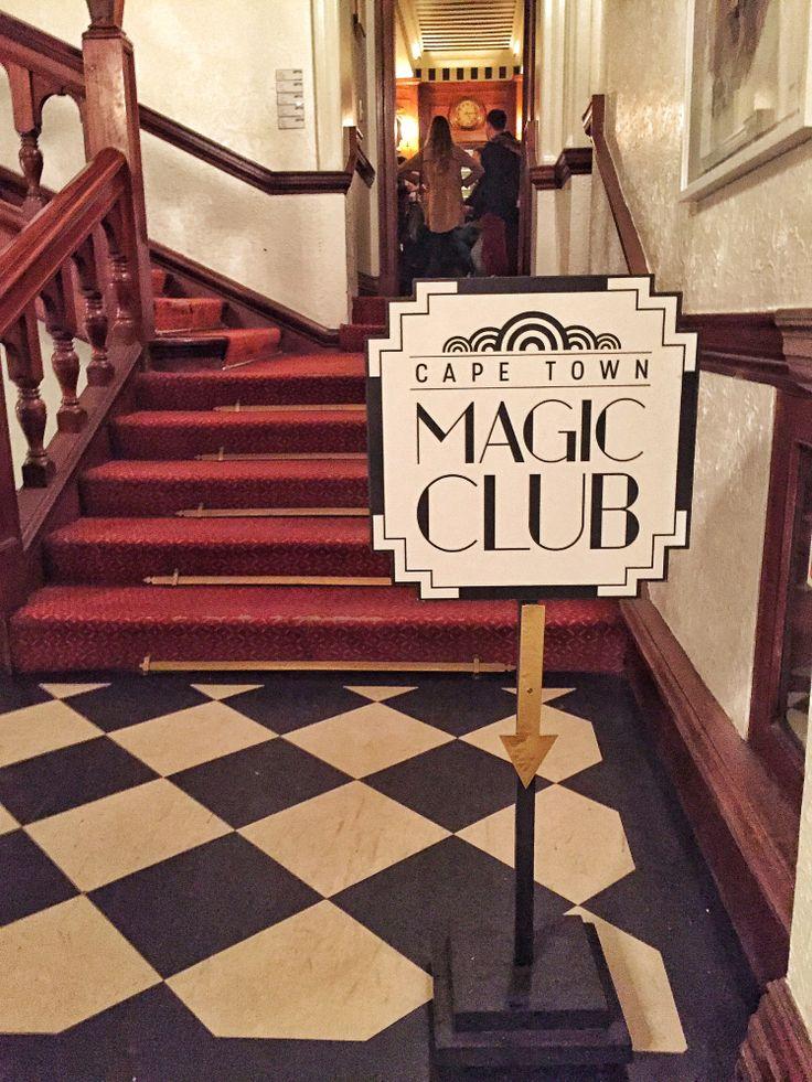 Cape Town Magic Club