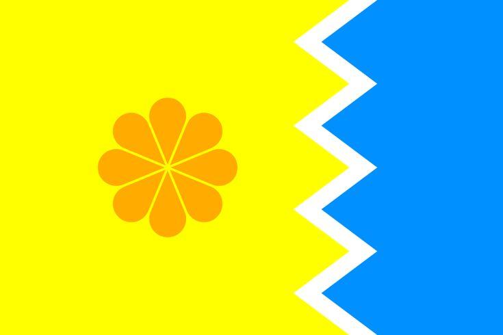 bandera de Viña del Mar Chile
