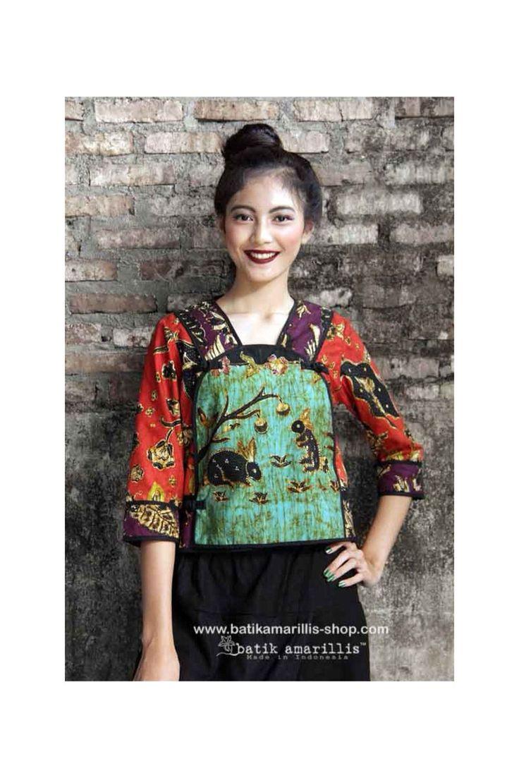 Batik Amarillis's Project A series www.batikamarillis- shop.com #batikindonesia #batikamarillis #projecta