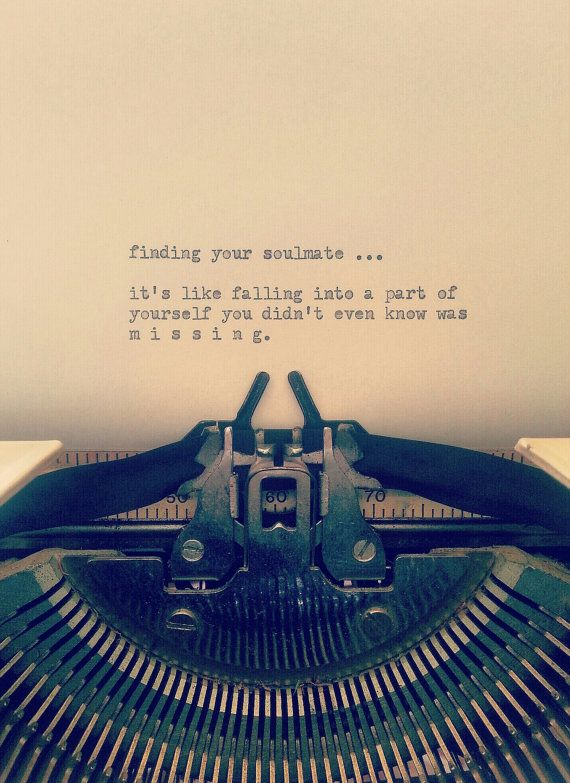 finding your soulmate. by downtowndarlings on Etsy, $10.00