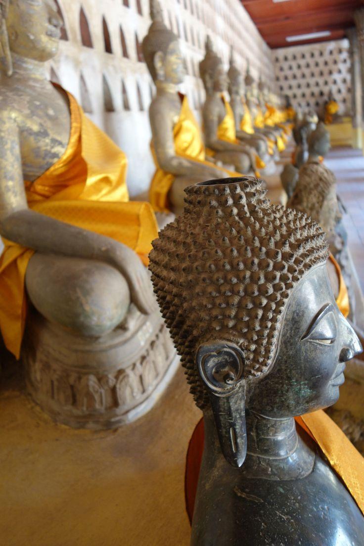 Vientiane. Laos.