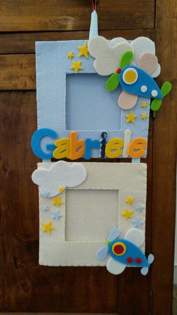 Cornici Foto Bambini.Cornici Per Bimbi Kids Crafts Cornici Artigianali E Cornici