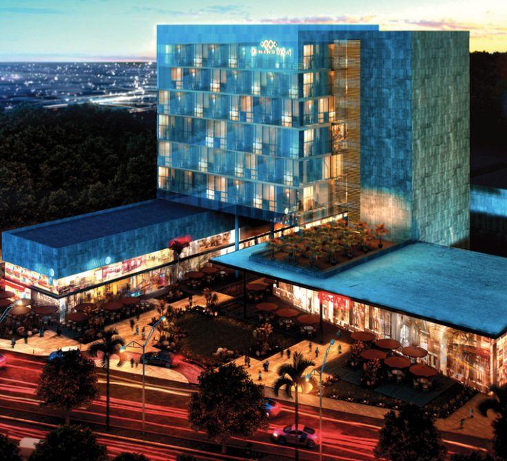 Península es uno de nuestros nuevos edificios mixtos comercial & ejecutivo