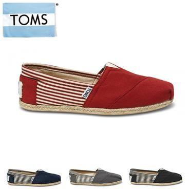 TOMS SHOES ON SALE!!! TOMS University Rope Sole Womens Classics Shoes.