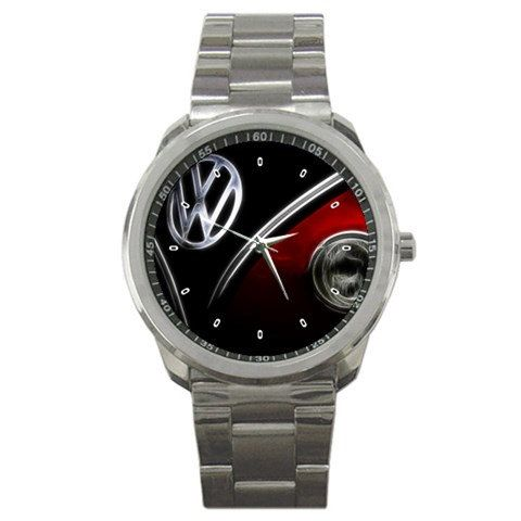 VW micro bus logo design by sport watches by hariharilaku on Etsy