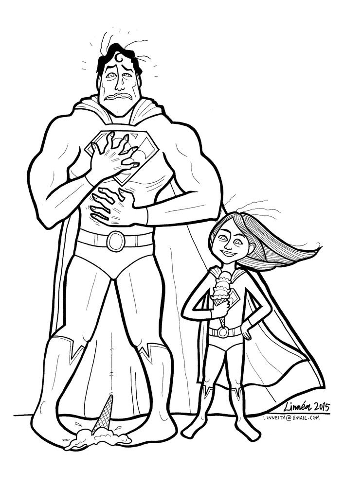 Moms Super-Soft Heroes Coloring Book Shows Little Boys That Emotion Doesnt Equal Weakness