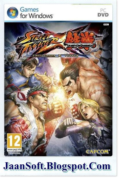 Street Fighter X Tekken PC Game Download Full Version