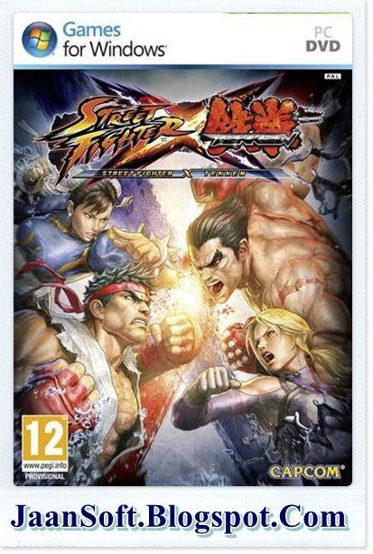 Street Fighter X Tekken PC Game Download Full Version