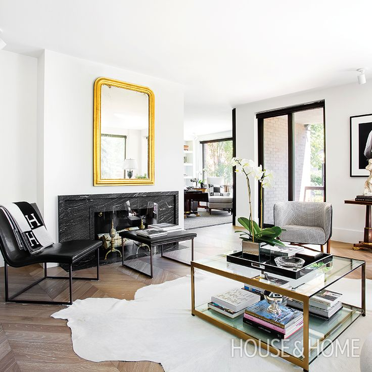 Designer Scott Yetman takes us inside his Montreal condo, where unlikely pairings live in harmony. | Jason Stickley