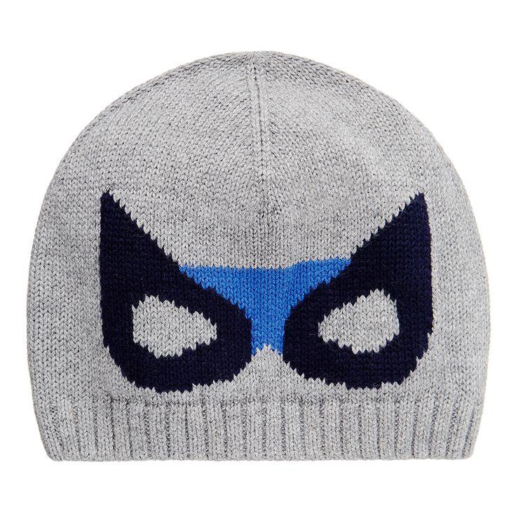 Hero Mask Beanie