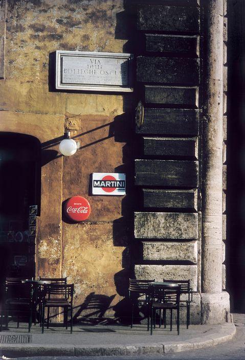 Rome, 1955. Elliott Erwitt. Magnum Photos