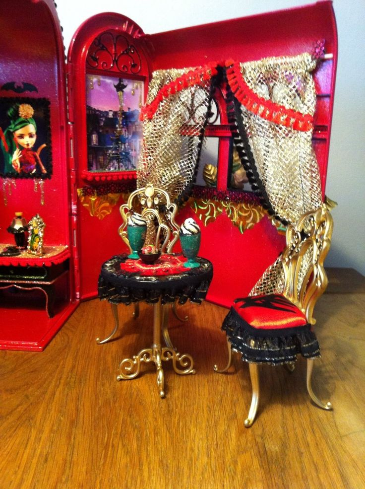 64 best Monster High Chinese Palace for Jinafire images on