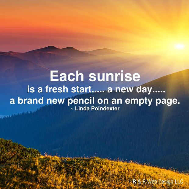 Start A New Day Quotes Daily Inspiration Quotes